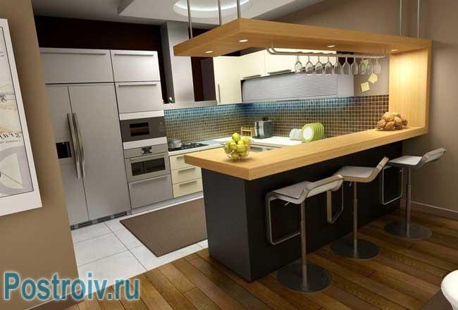 Memandangkan Peraturan Segi Tiga Ruang Dalaman Dapur Yang Rasional Boleh Dibuat Dengan Cara Berbeza Terdapat Beberapa Pilihan Paling
