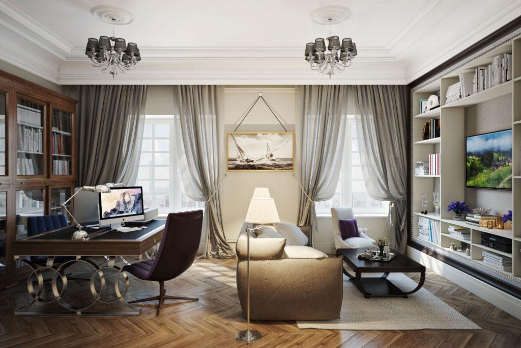 Sekiranya Bilik Itu Sempit Dan Memanjang Maka Lebih Baik Memilih Kerusi Yang Paling Mudah Sofa Terutamanya Sudut Meja Kopi Kekaki Untuk