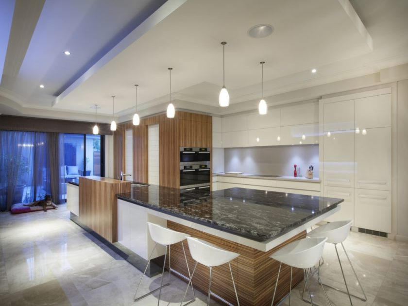 Mutfak için dahili alet seti: seçim, kurulum