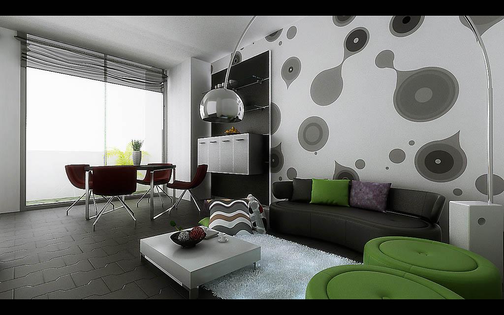 Untuk Ruang Tamu Mereka Ideal Kerana Di Samping Parameter Atas Kertas Dinding Bukan Tenunan Mempunyai Sejumlah Besar Varian Corak Dan Warna