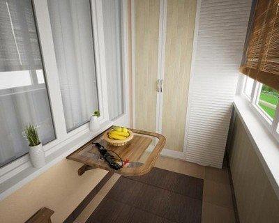 Лоджия_7.5 - лоджия - фотоальбомы - moskvaremont.com.