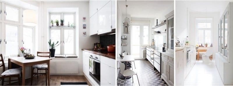 Hanya Dengan Mengambil Loker Meja Sisi Dan Rak Anda Tidak Mungkin Berjaya Penumpuan Mereka Di Dapur Kecil Sangat Mengerikan