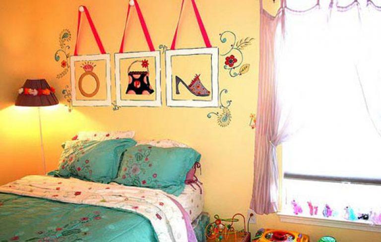 Как украсить романтично комнату своими руками фото 188