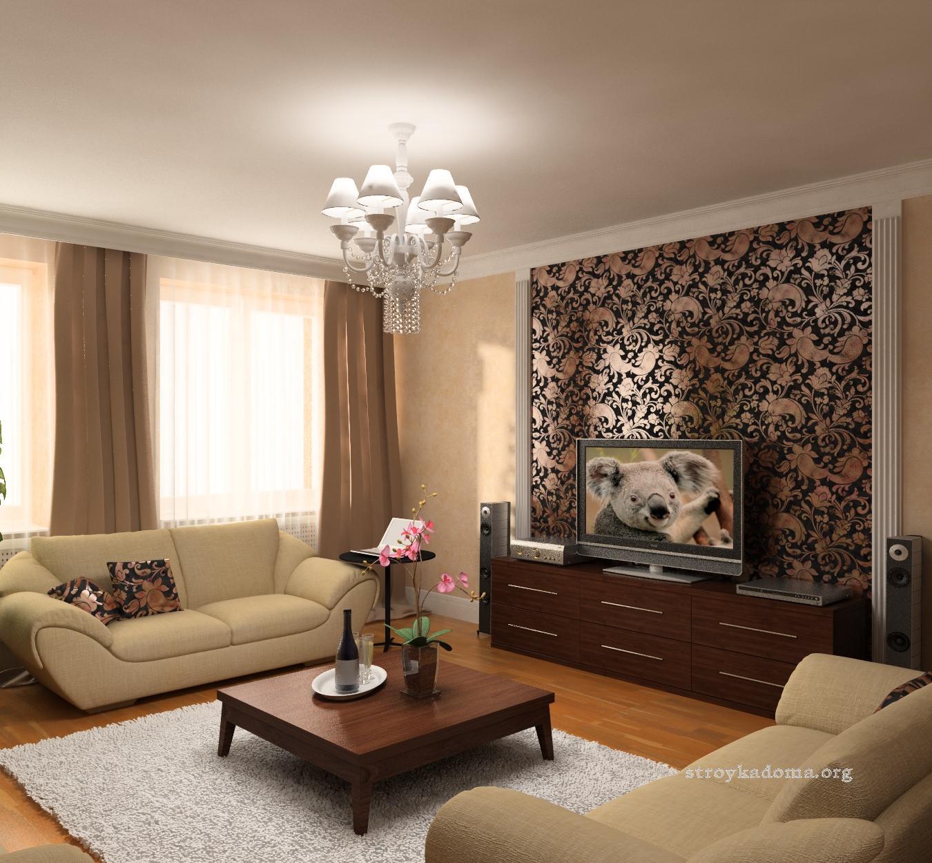Как сделать гостиную уютной и красивой фото фото 591
