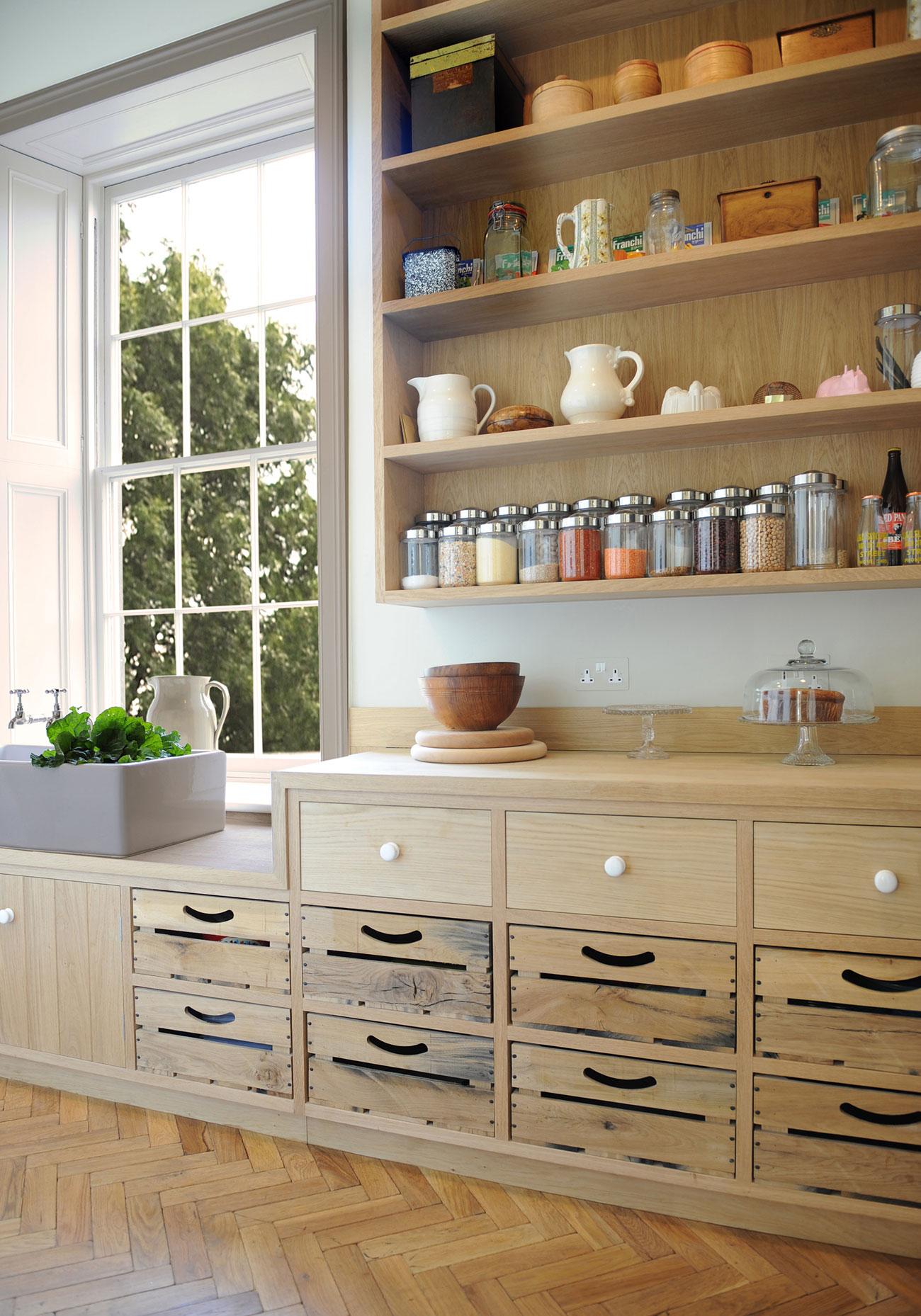 Mutfakların iç mekanları. Öz-tasarım için birkaç ipucu 33
