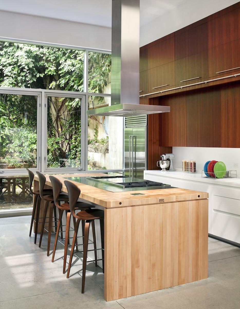 Mutfakların iç mekanları. Öz-tasarım için birkaç ipucu 8