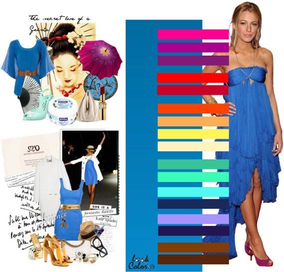 37c961b30562 Viola je modrá farba. Vyhovuje všetkým typom farieb. Farba je expresívna