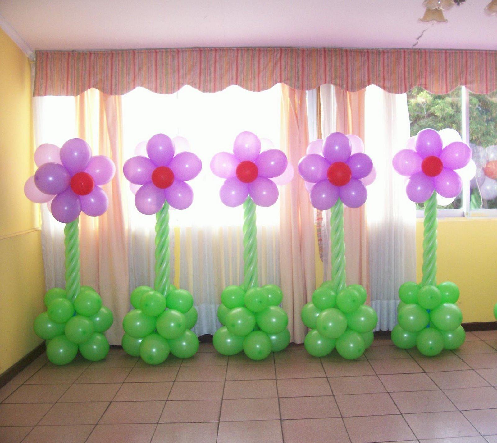 Украшение воздушными шарами день рождения своими руками фото 220