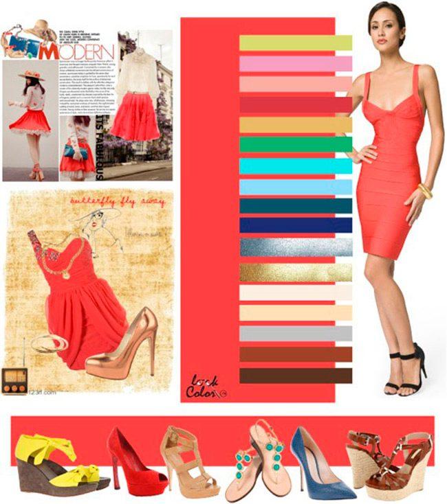 Somon rengi. Nedir ve ne ile birleştirilir