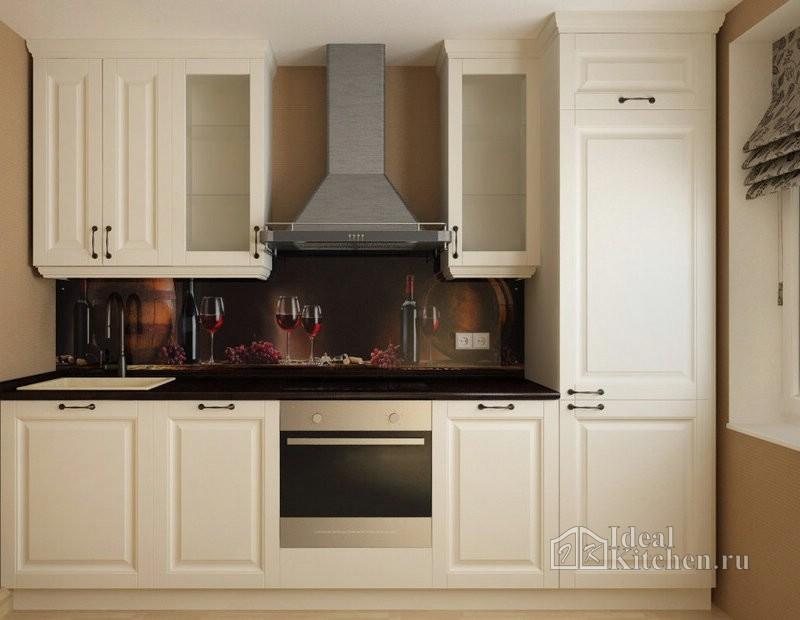 Bir mutfak davasını seçme
